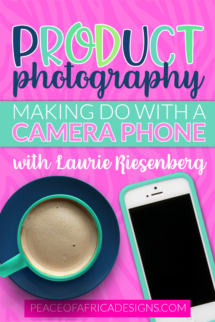 Product Photography – Making Do With A Camera Phone