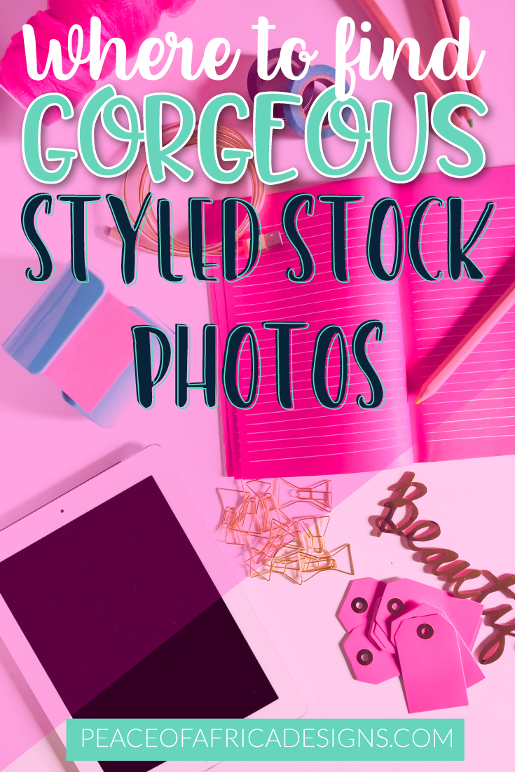 Where to Find Gorgeous Styled Stock Photos